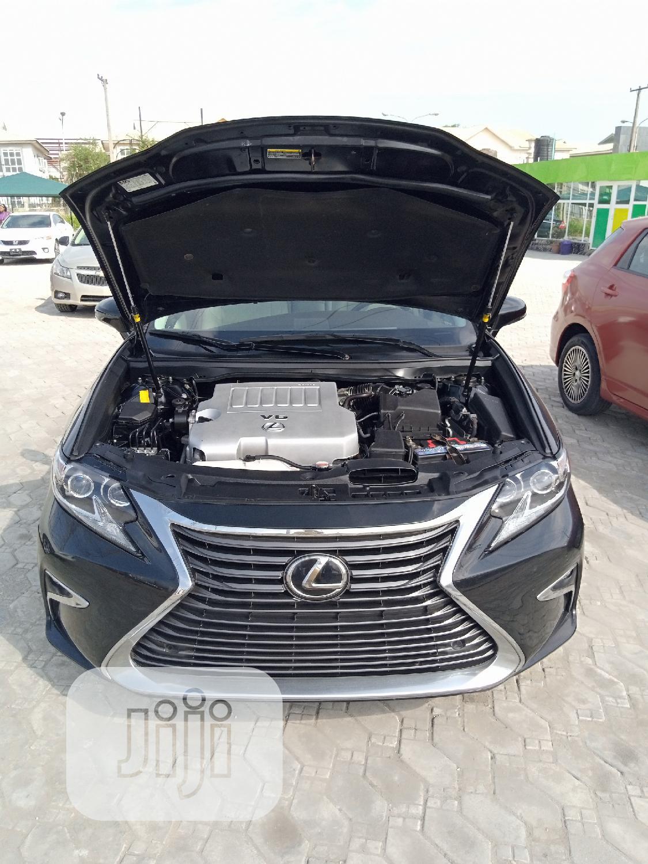 Lexus ES 2016 350 FWD Black   Cars for sale in Lekki, Lagos State, Nigeria