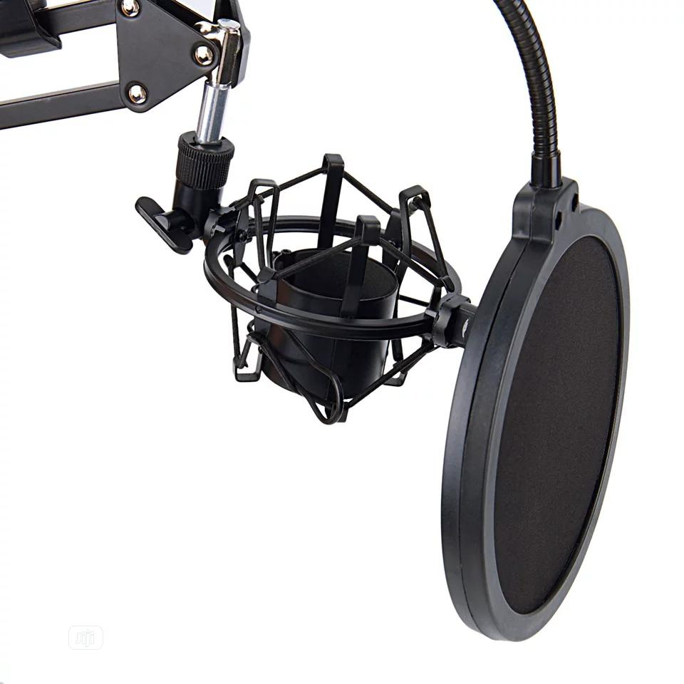 Full Studio Table Mic Stand For Recording | Accessories & Supplies for Electronics for sale in Ikeja, Lagos State, Nigeria