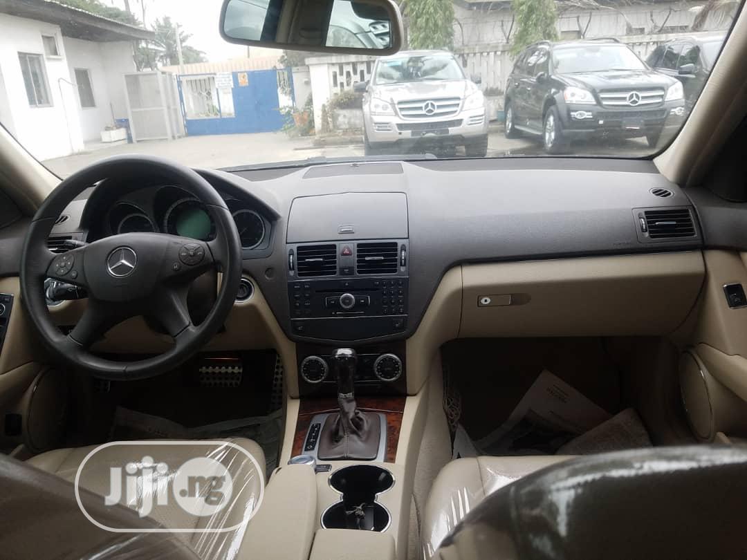 Mercedes-Benz C300 2010 Black | Cars for sale in Amuwo-Odofin, Lagos State, Nigeria