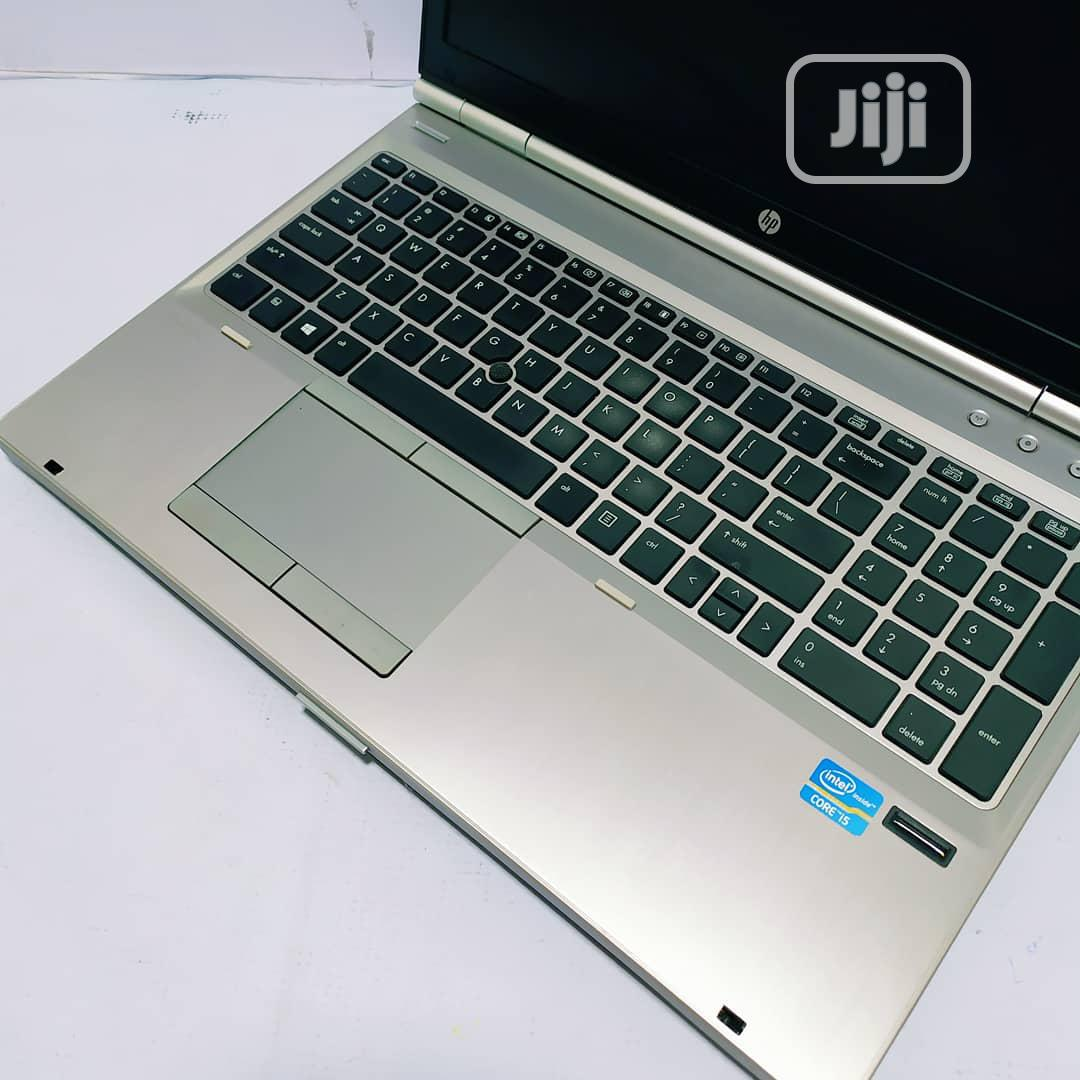 Archive: Laptop HP EliteBook 8460P 4GB Intel Core I5 HDD 320GB