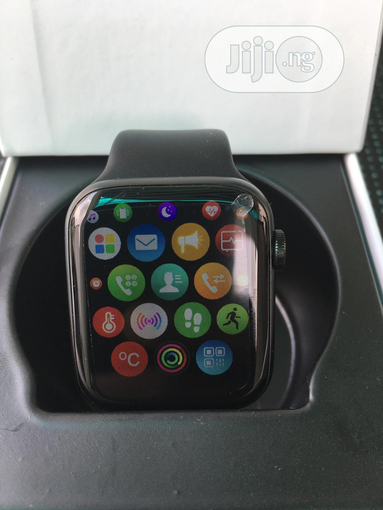 2020 Full Border-less Ios And Android Smart Watch | Smart Watches & Trackers for sale in Wuse 2, Abuja (FCT) State, Nigeria