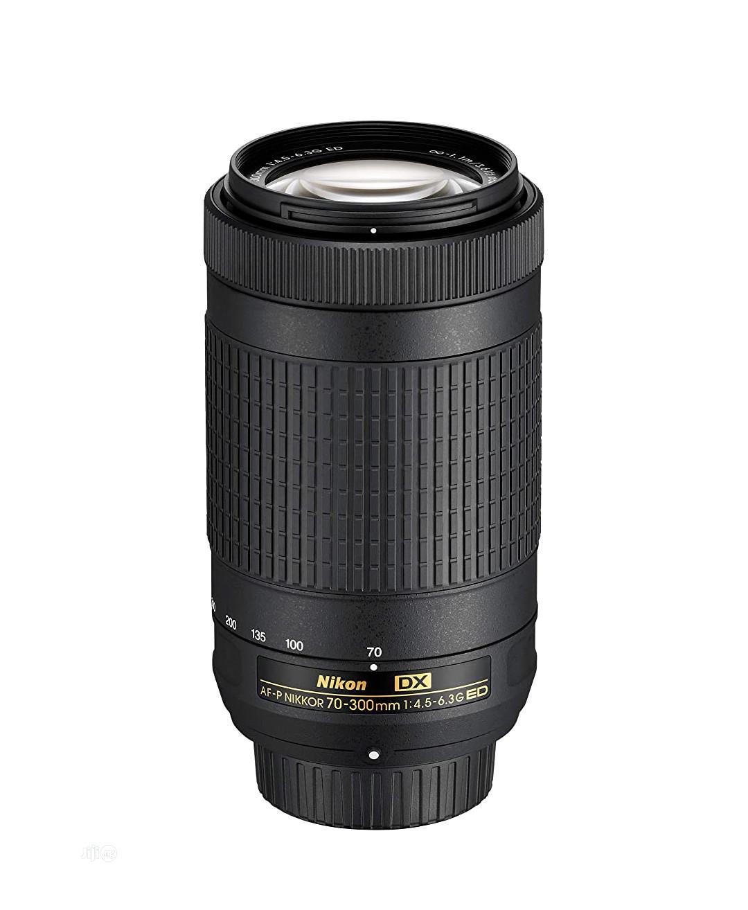 Archive: Nikon AF-P DX NIKKOR 70-300mm F/4.5-6.3g ED Lens for Nikon
