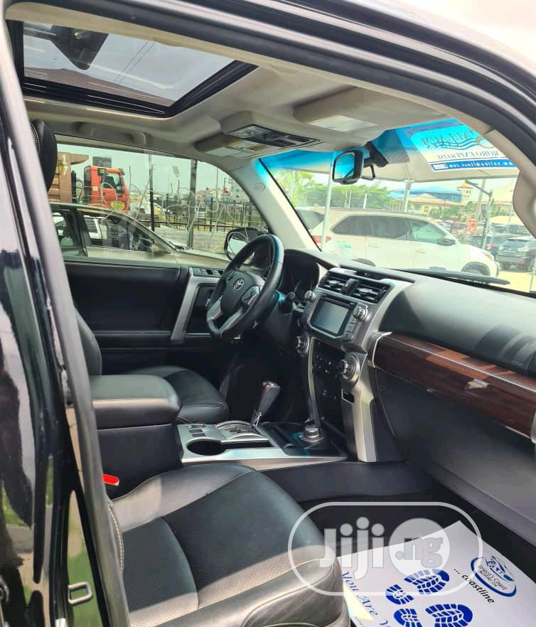 Toyota 4-Runner 2016 Black | Cars for sale in Lekki, Lagos State, Nigeria