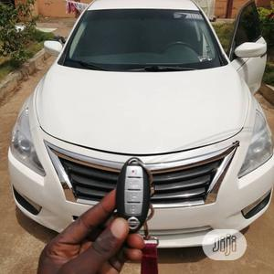 Nissan Altima 2015 White | Cars for sale in Lagos State, Alimosho