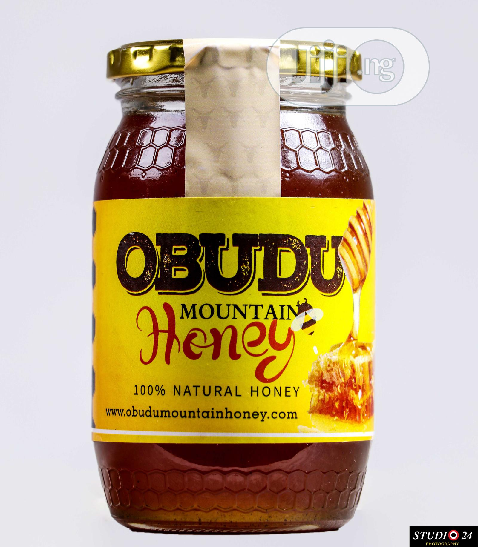 Obudu Mountain Honey