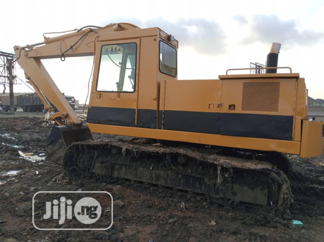 Archive: Caterpillar Excavator 215 1989