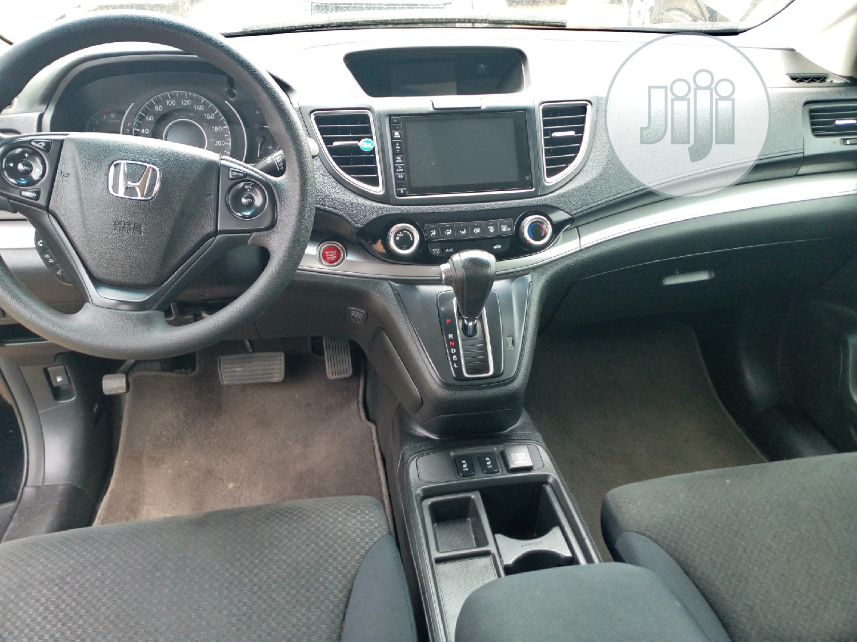 Honda CR-V 2015 Black   Cars for sale in Amuwo-Odofin, Lagos State, Nigeria