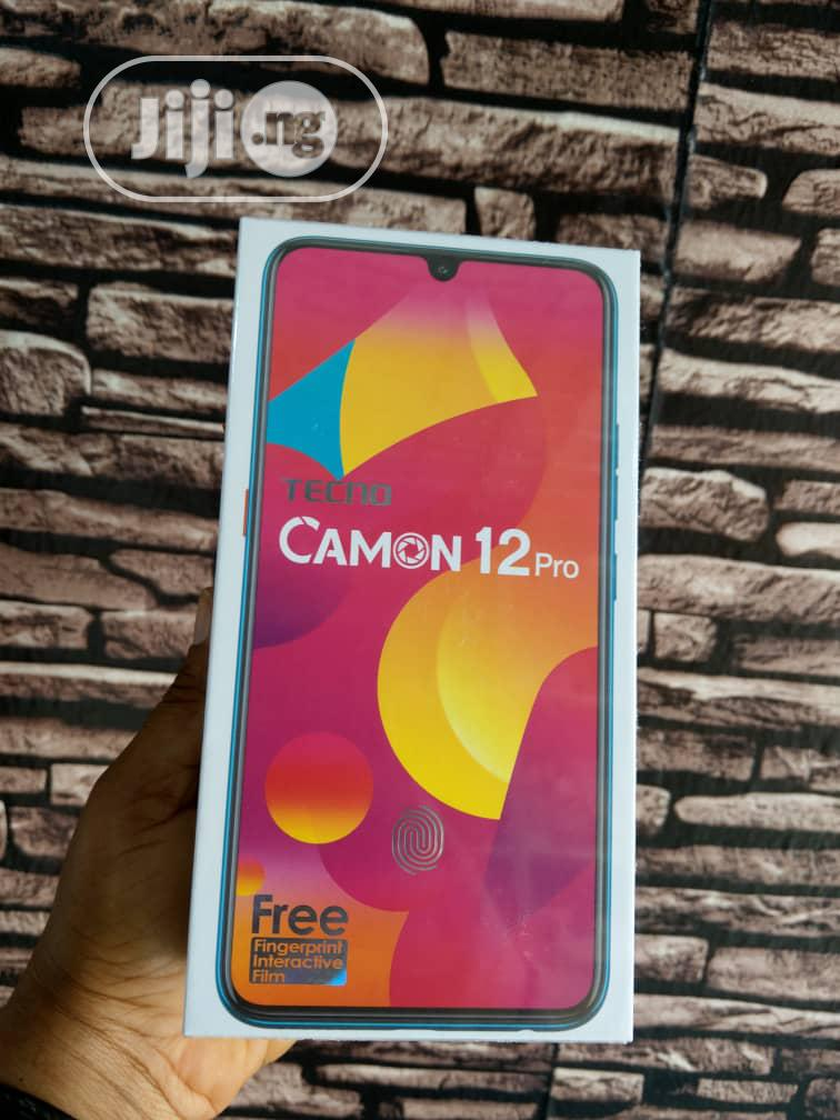 New Tecno Camon 12 Pro 64 GB | Mobile Phones for sale in Ikeja, Lagos State, Nigeria