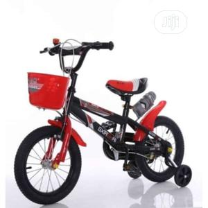 """Kids Bicycle - 12"""" - Red Product   Size 2to 5 Years 