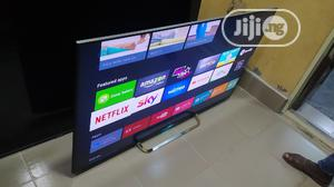 55 Inches Sony Smart Android Processor Ultra HD 4k TV | TV & DVD Equipment for sale in Lagos State, Ojo