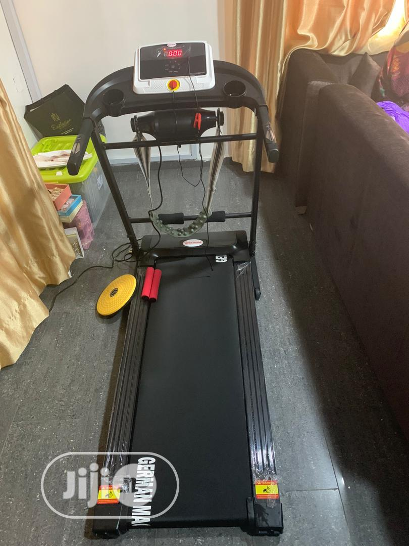 2hp Treadmills With Complete Accessories | Sports Equipment for sale in Surulere, Lagos State, Nigeria