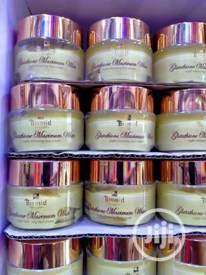 Bismid Glutathione Maximum White Night Face Cream | Skin Care for sale in Lagos State, Amuwo-Odofin