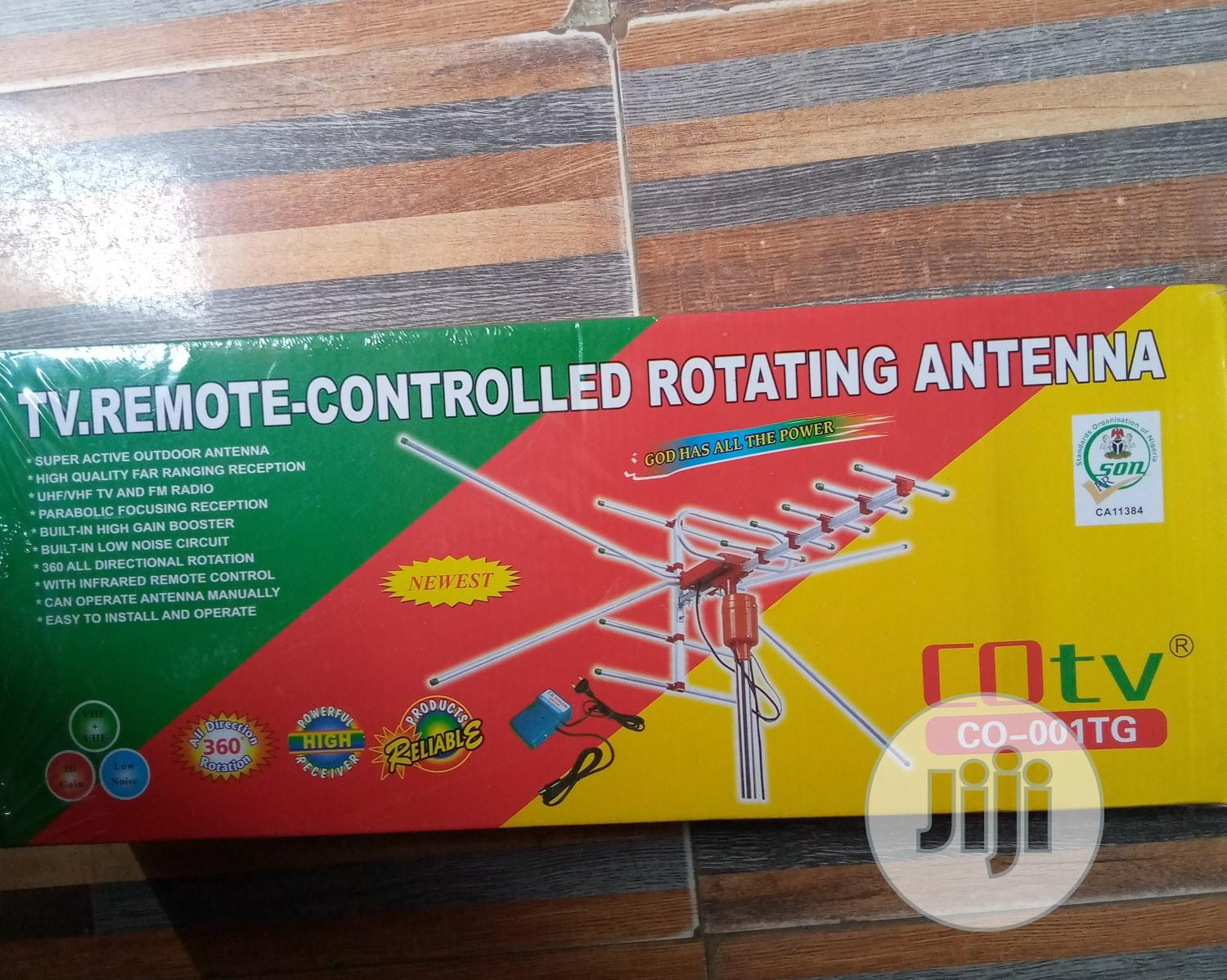 Archive: Antenna Cotv With Remote Control Best With In Gotv And Dstv