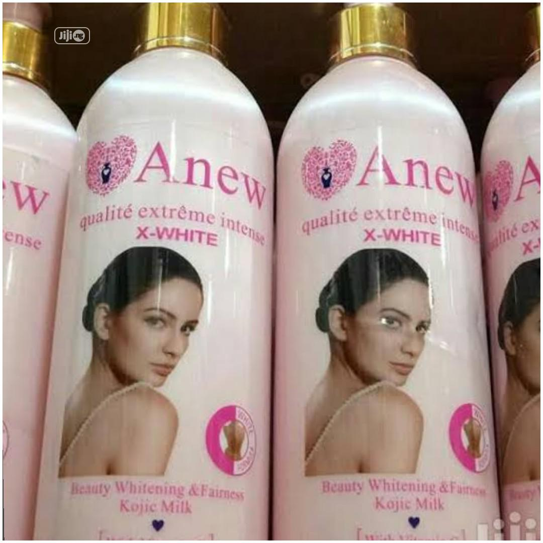Archive Anew X White Beauty Whitening And Fairness Kojic Milk In Amuwo Odofin Skin Care Favourc Cosmetics Jiji Ng