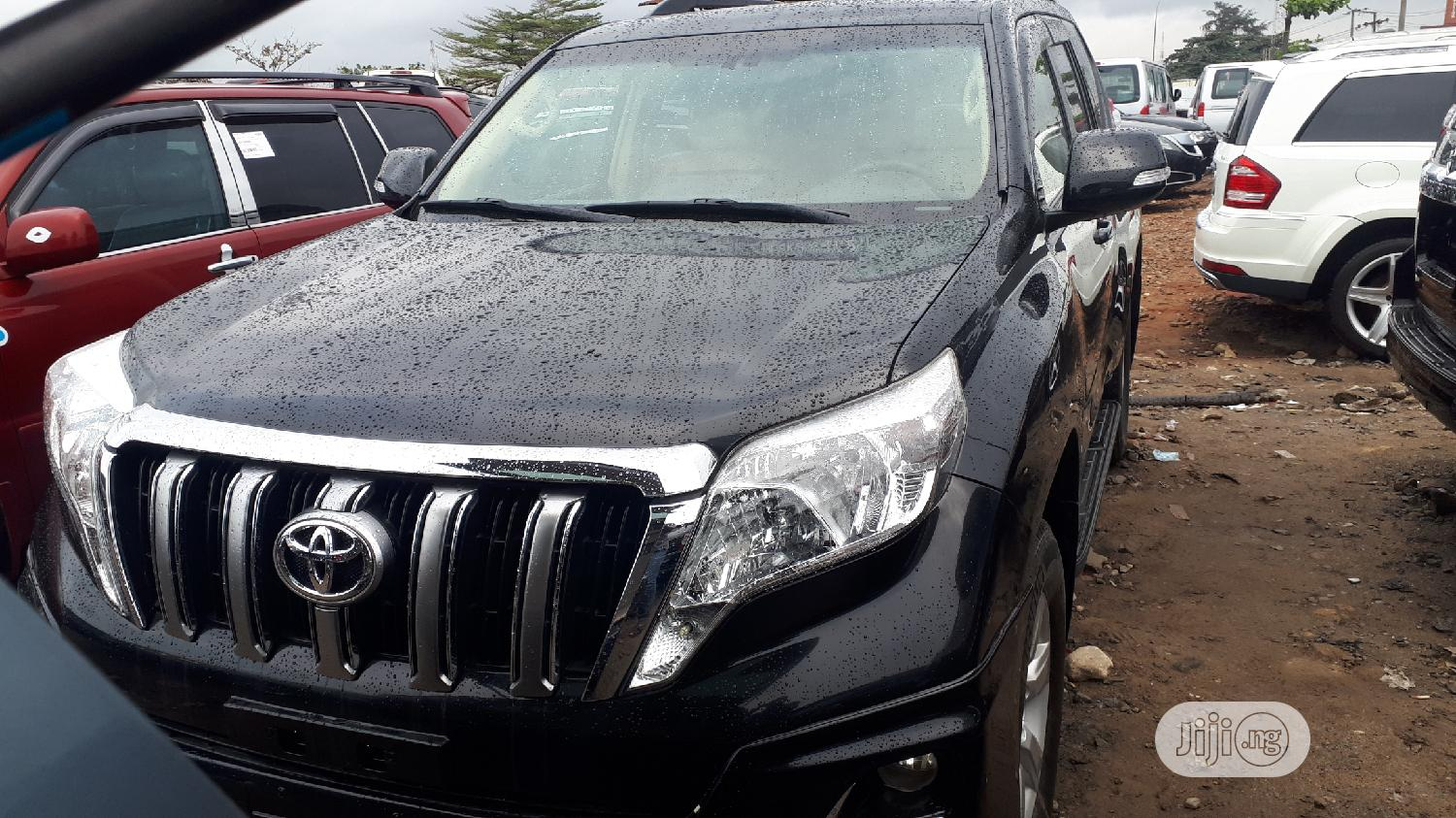 Toyota Land Cruiser Prado 2016 Black | Cars for sale in Apapa, Lagos State, Nigeria