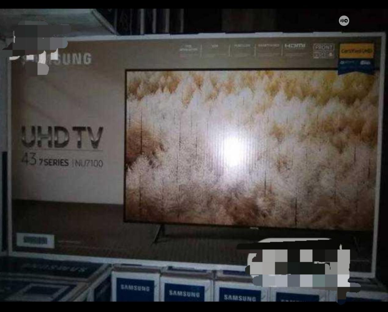"Archive: Samsung 43"" Smart Tv"