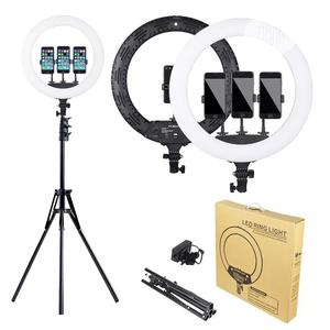 18 Inch LED Ring Light With Tripod Stand Dimmable | Accessories for Mobile Phones & Tablets for sale in Lagos State, Alimosho