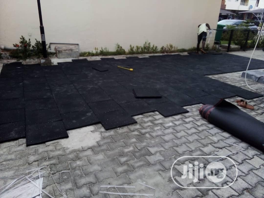 Archive: Rubber Floor Mat (Single)