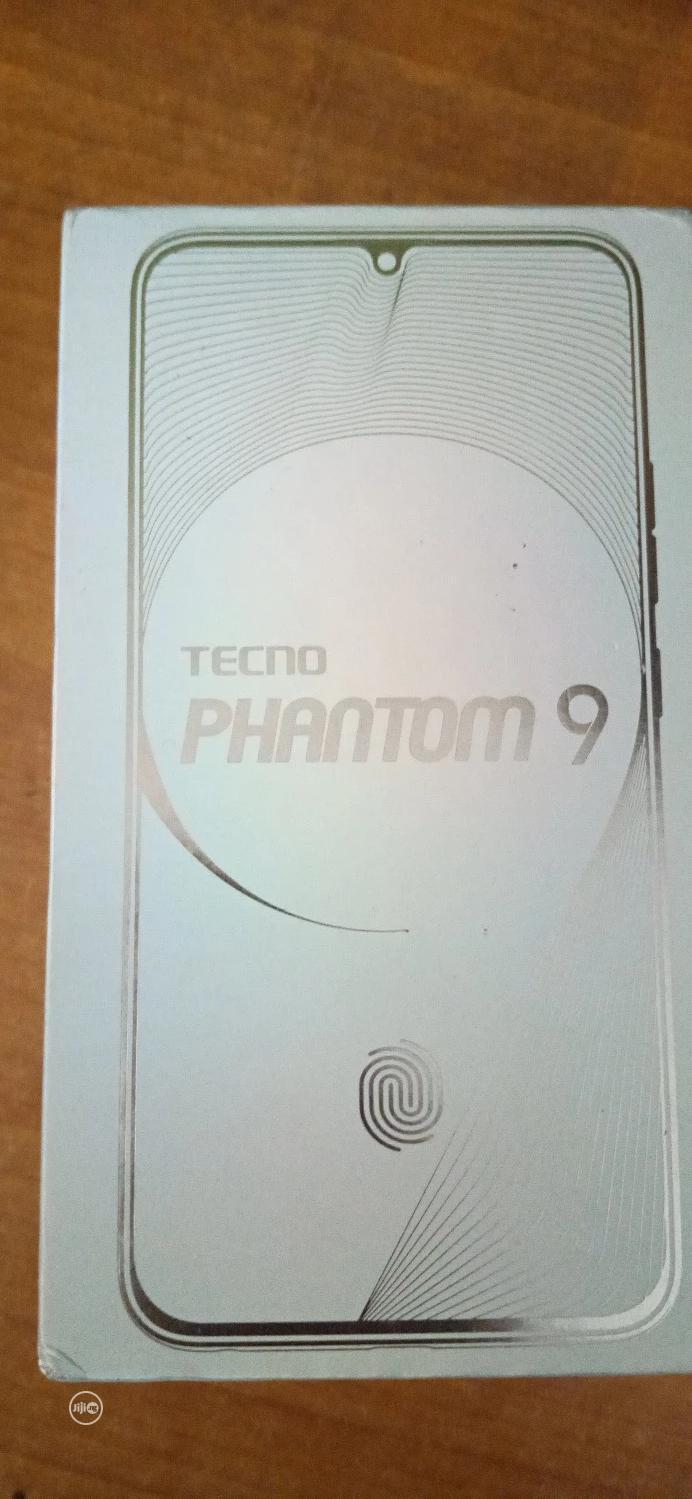 Tecno Phantom 9 128 GB Green