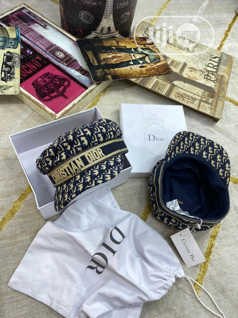 High Quality Christian Dior Face Cap | Clothing Accessories for sale in Ibadan, Oyo State, Nigeria