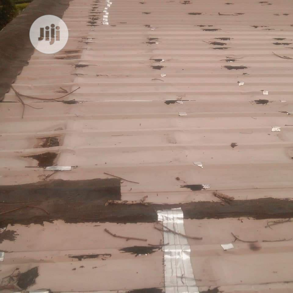 Roof Repair And Maintenance Services | Repair Services for sale in Agege, Lagos State, Nigeria