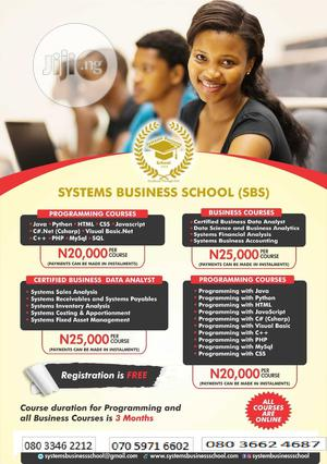 Programing And Business Courses (Online) | Classes & Courses for sale in Lagos State, Yaba