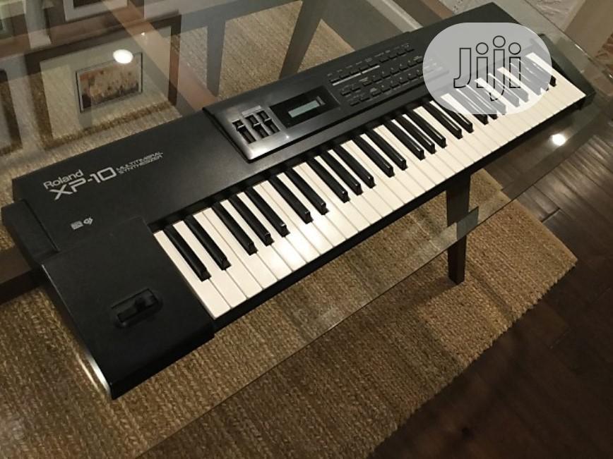 Roland Xp 10 Workstation Synth UK Used