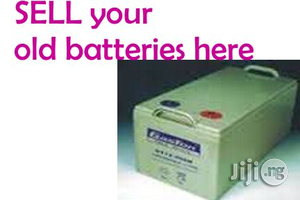 Used Inverter Battery In Port   Electrical Equipment for sale in Rivers State