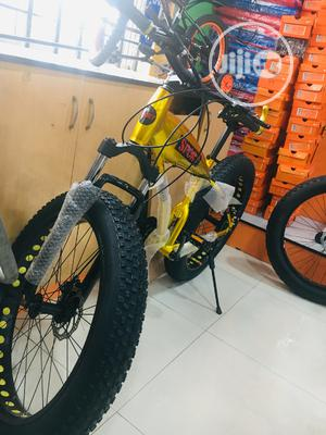Premium Exquisite Big Tyre Hummer Bicycle | Sports Equipment for sale in Rivers State, Port-Harcourt