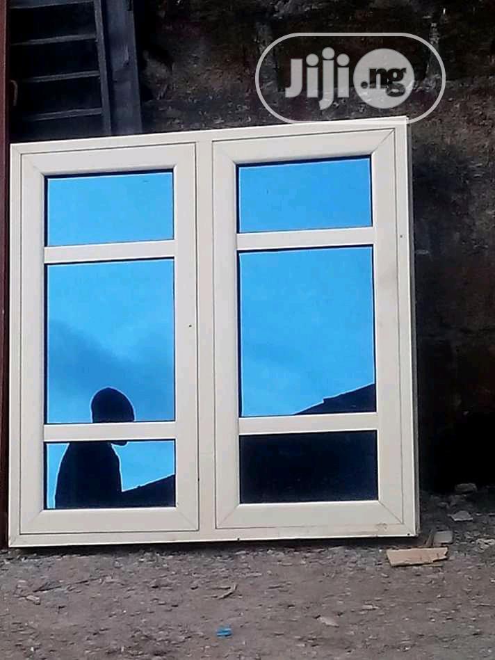 Alluminium Casment Windows
