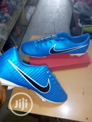 Blue Nike Soccer Boots | Shoes for sale in Lagos State, Lekki