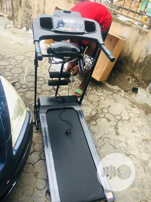 American Premium 2hp Treadmill | Sports Equipment for sale in Lagos State, Ilupeju
