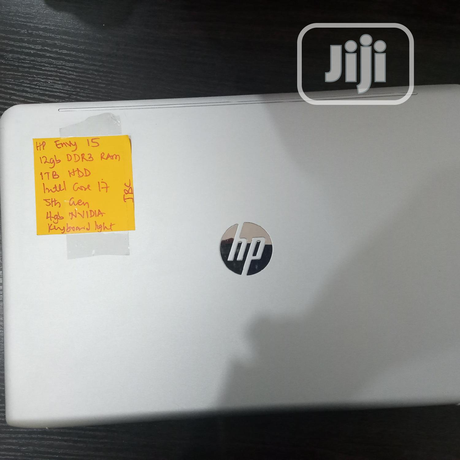 Laptop HP Envy 15 8GB Intel Core I5 HDD 1T | Laptops & Computers for sale in Karu-Nasarawa, Nasarawa State, Nigeria