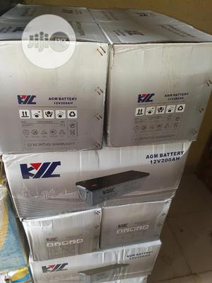 12v 200ah Kyc Battery Now Available   Solar Energy for sale in Lagos State, Ojo