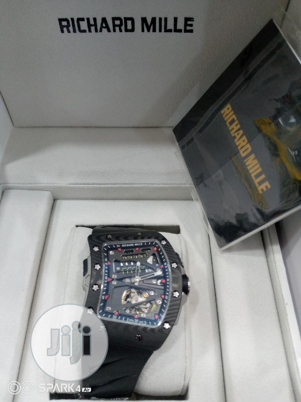 Original Richard Mille   Watches for sale in Lagos Island (Eko), Lagos State, Nigeria