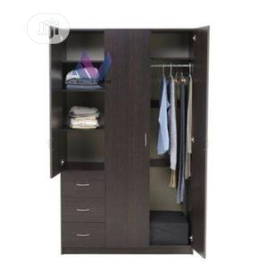 """4ft X 6ft 3"""" STURDY WARDROBE 