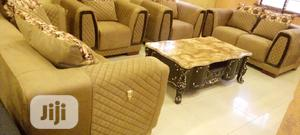 Good Quality Chairs With Center Table   Furniture for sale in Delta State, Ika South