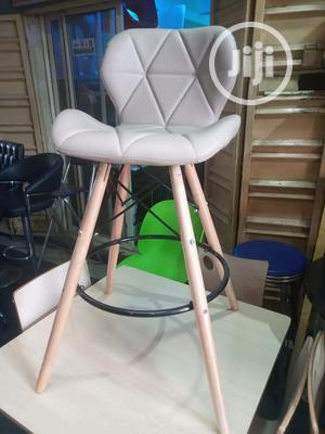 High Leather Bar Chair   Furniture for sale in Lagos State, Ojo