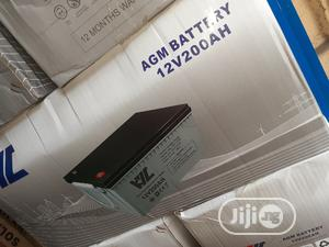 12v 200ah Kyc Battery Now Available In   Solar Energy for sale in Lagos State, Ojo