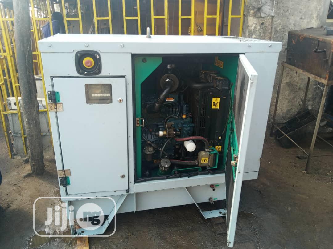 Denyo Generator 10kva