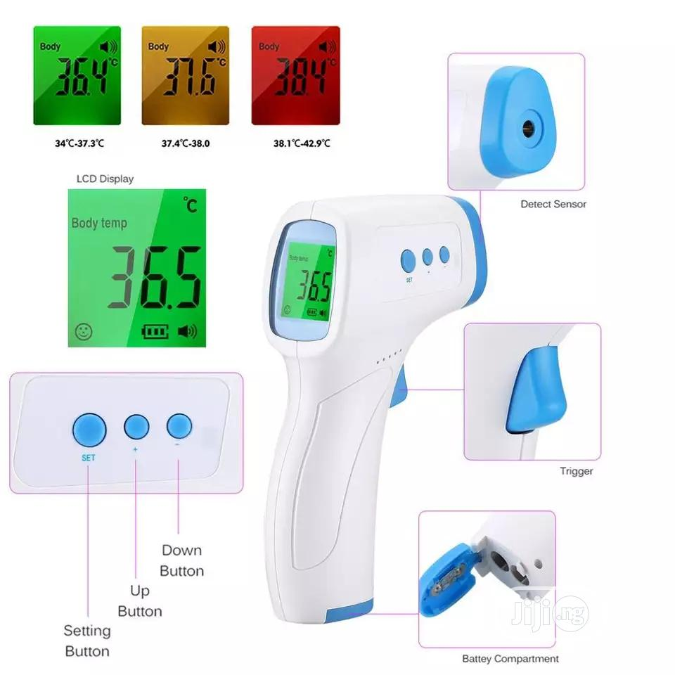 Non-contact Infrared Forehead Thermometer | Medical Equipment for sale in Ikeja, Lagos State, Nigeria