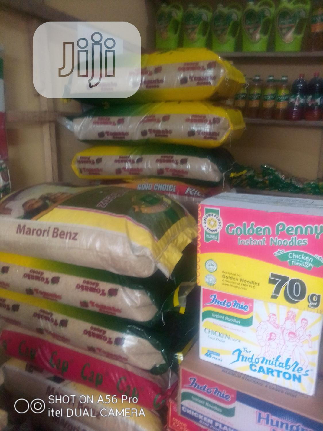 Bags Of First Grade Nigeria Rice And Original Foreign Rice | Meals & Drinks for sale in Benin City, Edo State, Nigeria
