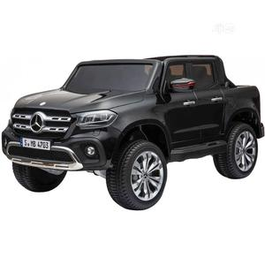 12V Mercedes Benz X Class Kid Car - Universal D111 | Toys for sale in Lagos State, Alimosho