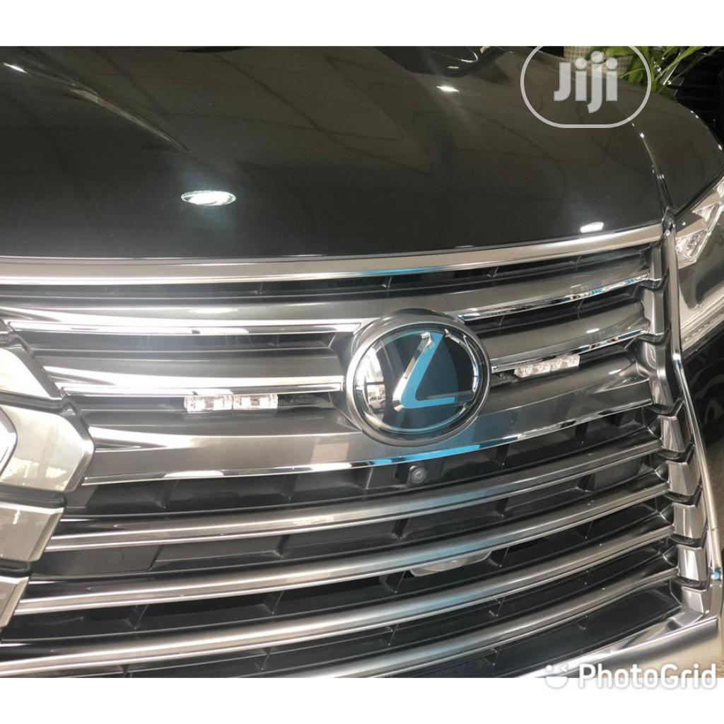 New Lexus LX 2019 570 Two-Row Black | Cars for sale in Victoria Island, Lagos State, Nigeria