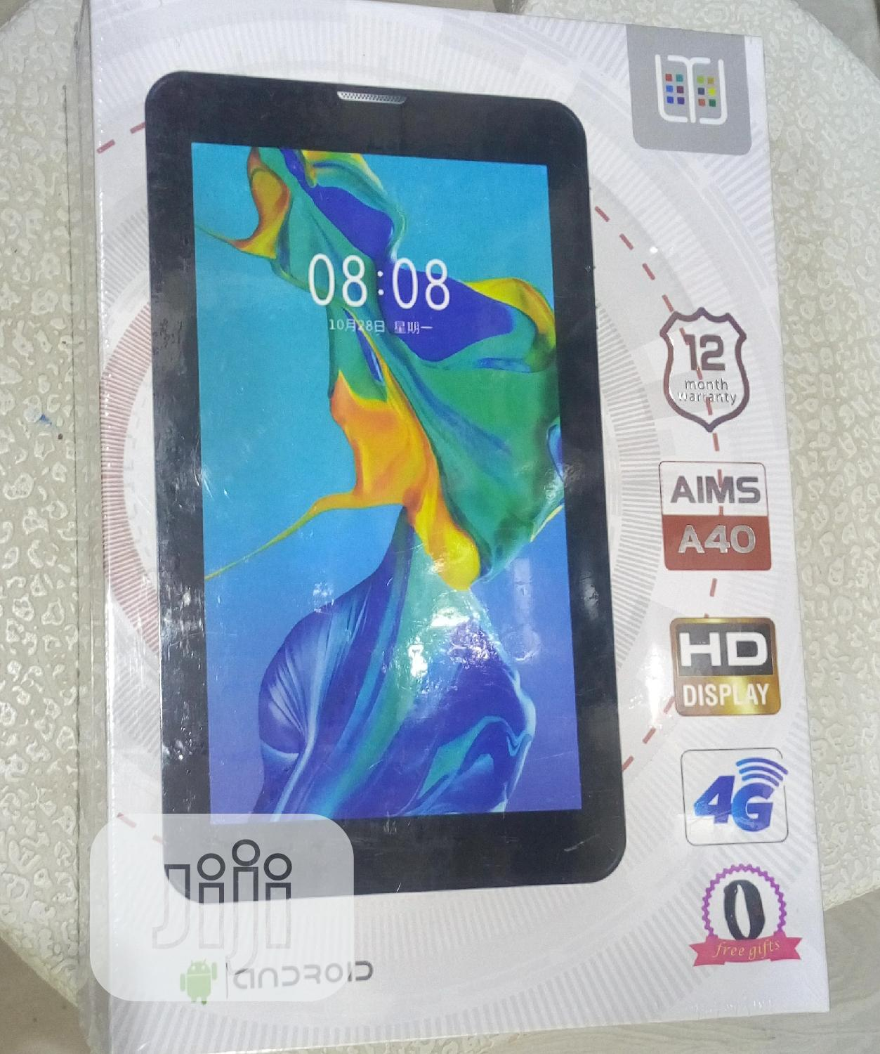 New Tablet 32 GB White