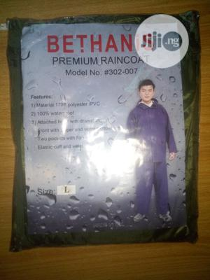 Premium Rain Coat High Quality Is Available Here | Safetywear & Equipment for sale in Lagos State, Lagos Island (Eko)