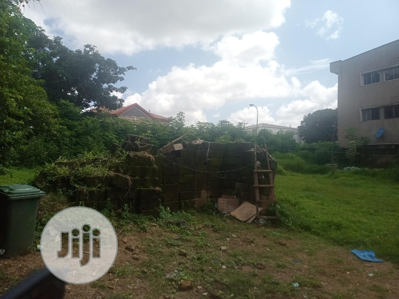 800sqm Residential Plot at Garki for Sale   Land & Plots For Sale for sale in Garki 1, Abuja (FCT) State, Nigeria