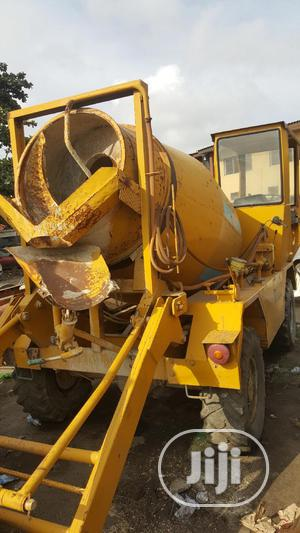 New Arrival Self Loader Concrete Mixer 3.5cubic Deutz | Heavy Equipment for sale in Lagos State, Apapa
