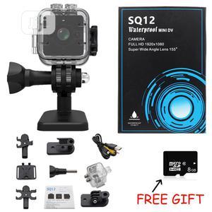 Waterproof Mini Camera HD 1080P Video Recorder Digit | Photo & Video Cameras for sale in Lagos State, Ikeja