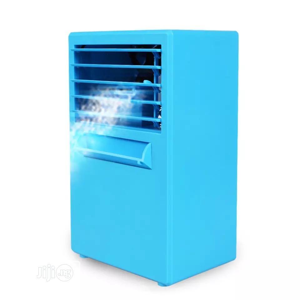 Mini Air Conditioner/Fan Humidifier